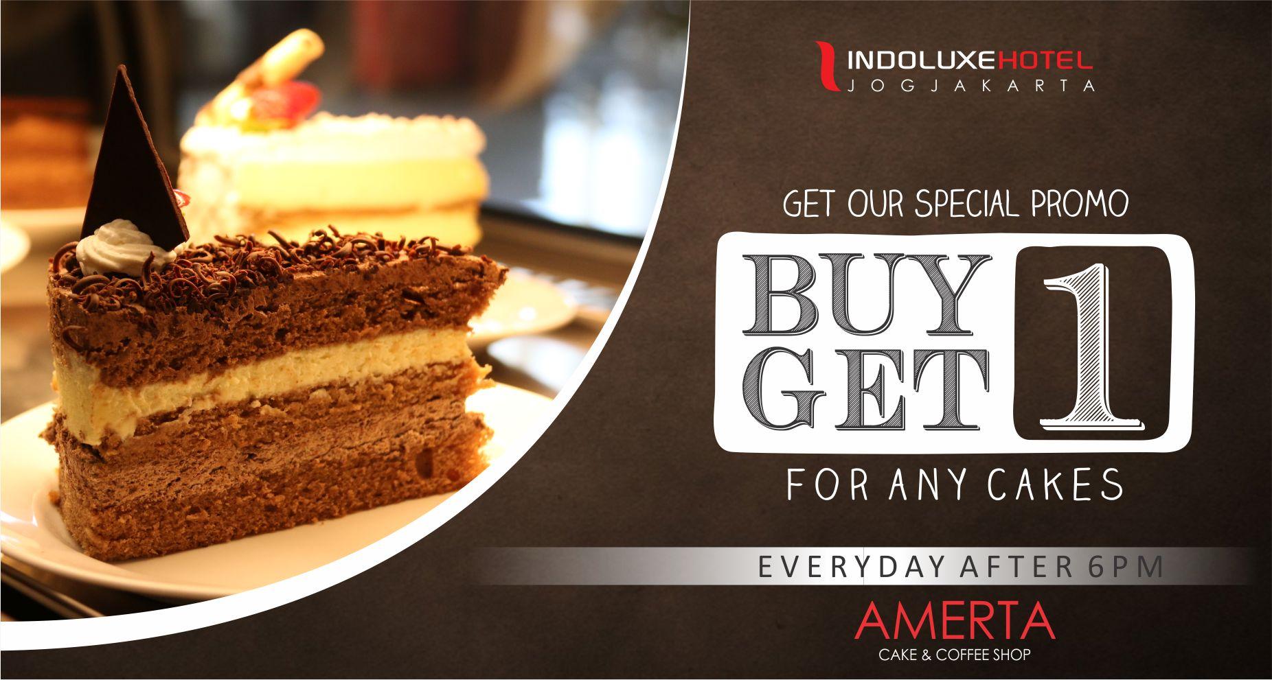 Amerta Cake Special Discount