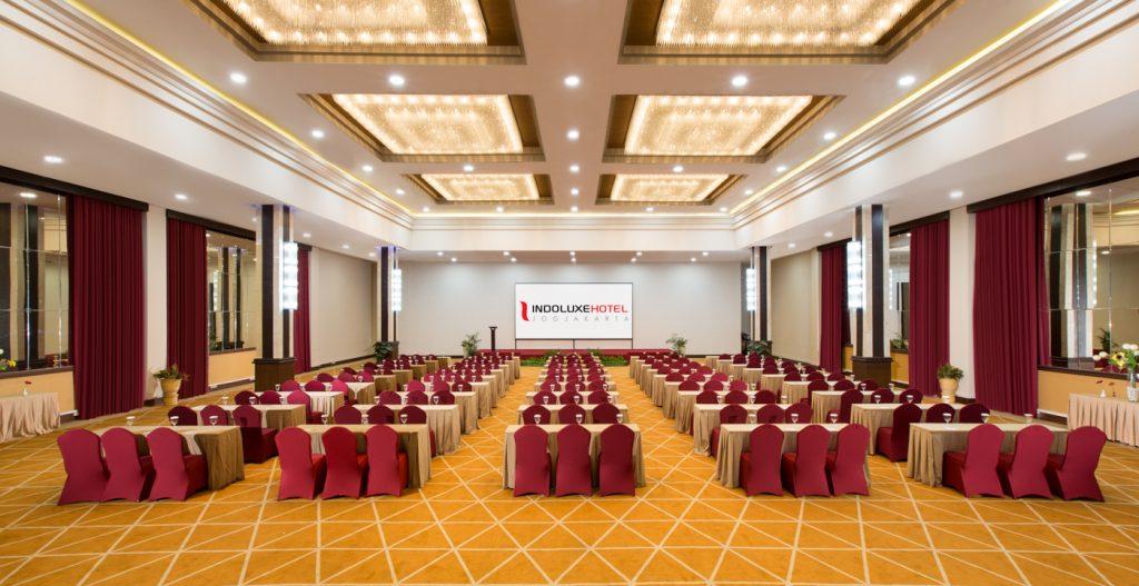 Ayodya Ballroom Indoluxe Hotel
