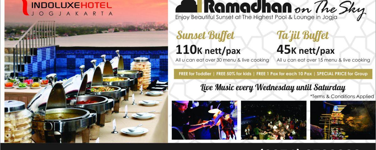 Ramadhan On The Sky