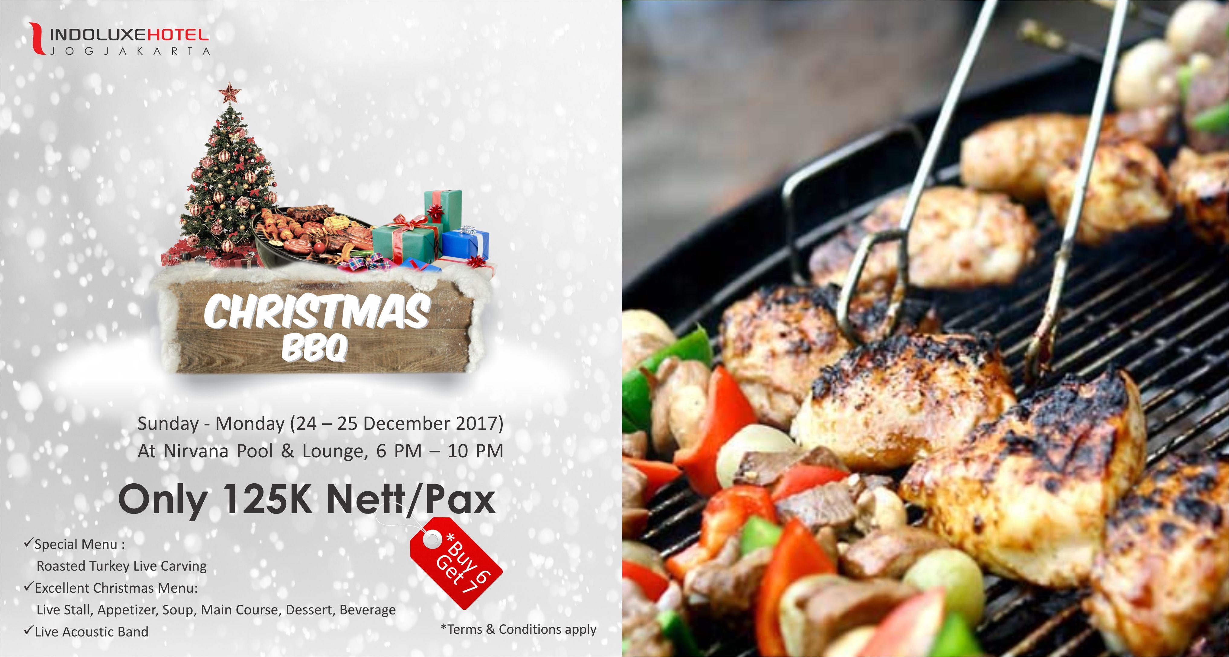 poster christmas BBQ web