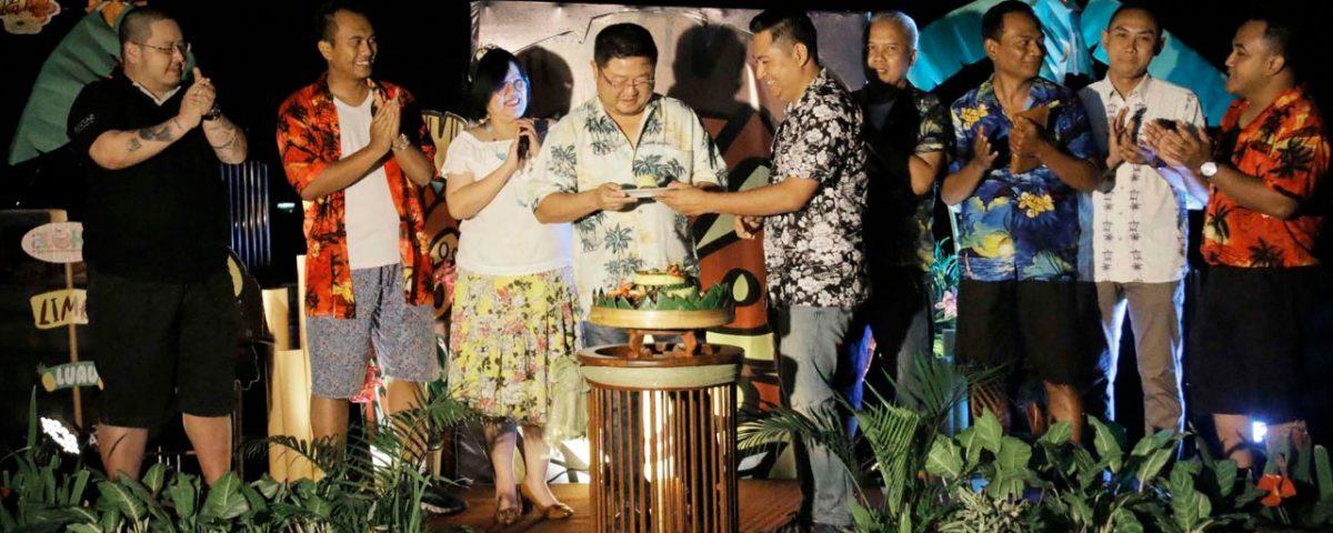 Potong Tumpeng Bersama Owner, GM, HOD